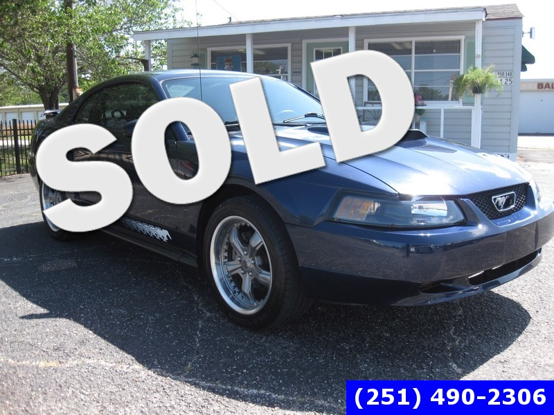 2002 Ford Mustang  in LOXLEY AL