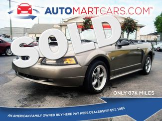 2002 Ford Mustang GT Premium | Nashville, Tennessee | Auto Mart Used Cars Inc. in Nashville Tennessee