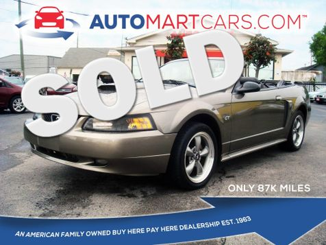 2002 Ford Mustang GT Premium | Nashville, Tennessee | Auto Mart Used Cars Inc. in Nashville, Tennessee
