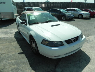 2002 Ford Mustang Deluxe in New Braunfels