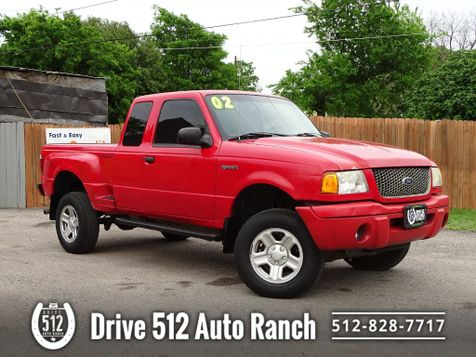 2002 Ford RANGER SUPER CAB in Austin, TX