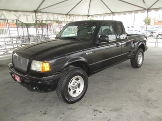 2002 Ford Ranger XL Fleet Gardena, California