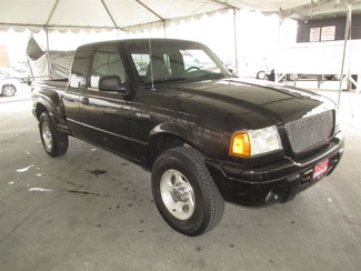 2002 Ford Ranger XL Fleet Gardena, California 3