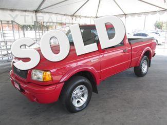 2002 Ford Ranger Edge Gardena, California