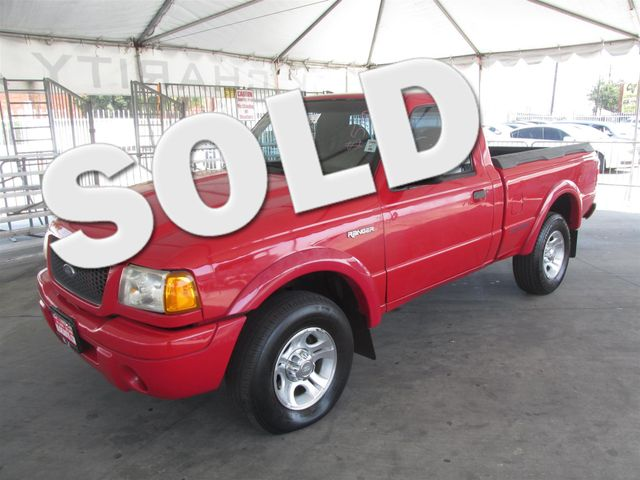 2002 Ford Ranger Edge Please call or e-mail to check availability All of our vehicles are avail