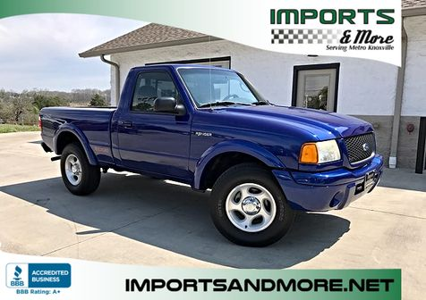 2002 Ford Ranger Edge Plus 4X4 in Lenoir City, TN