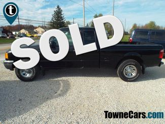 2002 Ford RANGER SUPER CAB | Medina, OH | Towne Auto Sales in ohio OH