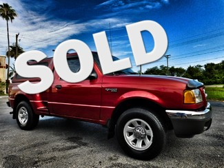 2002 Ford Ranger XL Tampa, Florida