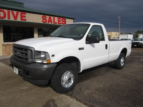 2002 Ford Super Duty F-250 XL in Glendive, MT