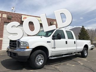 2002 Ford Super Duty F-250 XLT LINDON, UT