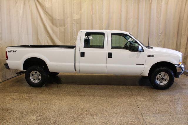 2002 Ford Super Duty F-350 Long Bed XL Roscoe, Illinois 1