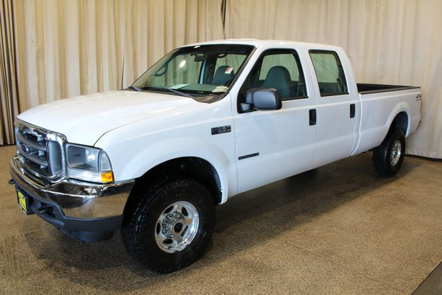 2002 Ford Super Duty F-350 Long Bed XL Roscoe, Illinois 2