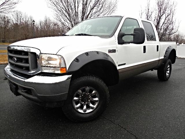2002 Ford Super Duty F-350 SRW Lariat Leesburg, Virginia 0
