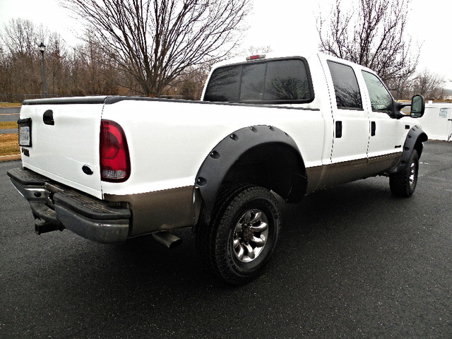 2002 Ford Super Duty F-350 SRW Lariat Leesburg, Virginia 2