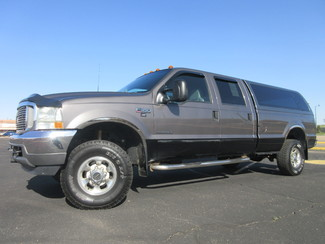 2002 Ford Super Duty F-350 SRW Lariat 4X4 7.3L in , Colorado