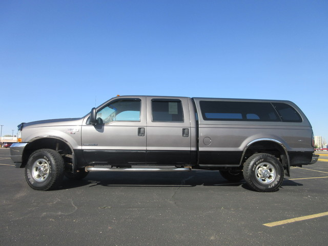 2002 Ford Super Duty F-350 SRW Lariat 4X4 73L  Fultons Used Cars Inc  in , Colorado