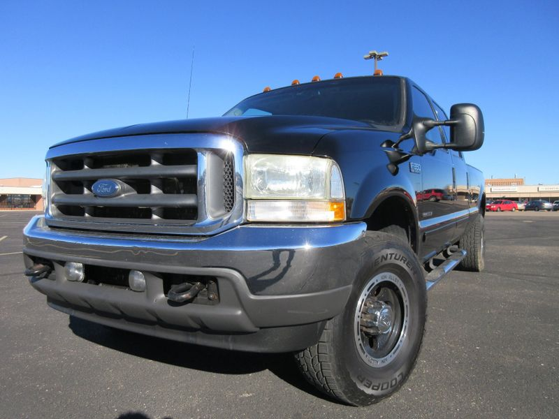 2002 Ford Super Duty F-350 SRW XLT 73L  Fultons Used Cars Inc  in , Colorado