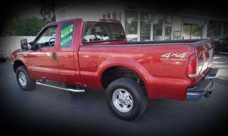 2002 Ford Super Duty F250 Lariat Diesel 4x4 Truck Chico, CA 5