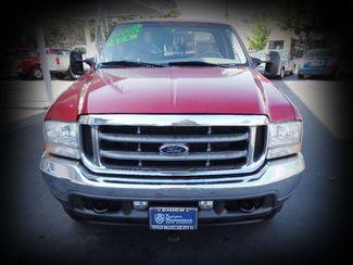 2002 Ford Super Duty F250 Lariat Diesel 4x4 Truck Chico, CA 6