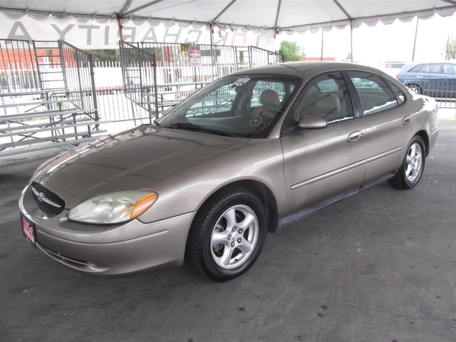 2002 Ford Taurus SES Standard Please call or e-mail to check availability All of our vehicles a