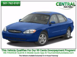2002 Ford TAURUS  | Hot Springs, AR | Central Auto Sales in Hot Springs AR