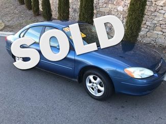 2002 Ford Taurus SE Knoxville, Tennessee