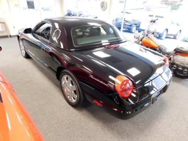 2002 Ford Thunderbird w/Hardtop Premium Ephrata, PA 2