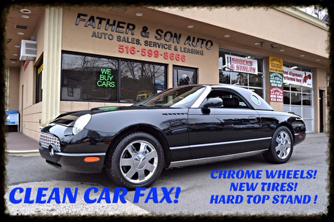 2002 Ford Thunderbird w/Hardtop Premium in Lynbrook, New