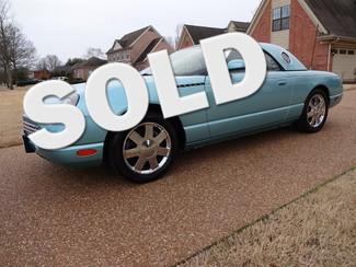 2002 Ford Thunderbird in Marion Arkansas
