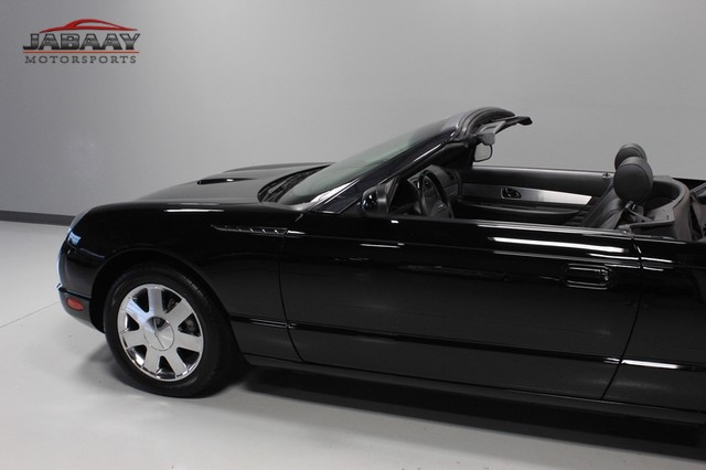 2002 Ford Thunderbird w/Hardtop Premium Merrillville, Indiana 31