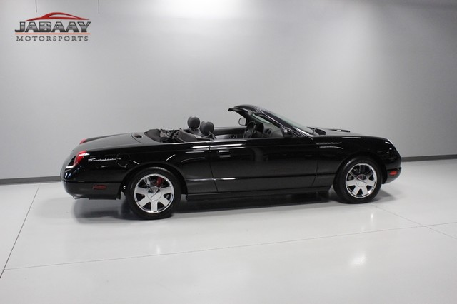 2002 Ford Thunderbird w/Hardtop Premium Merrillville, Indiana 40