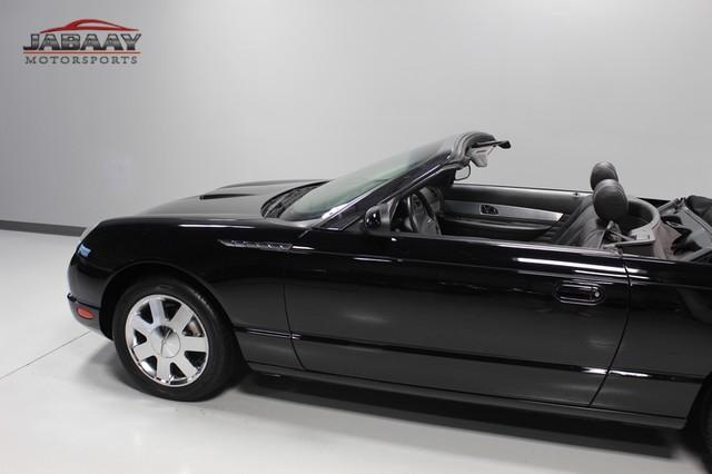 2002 Ford Thunderbird w/Hardtop Premium Merrillville, Indiana 30