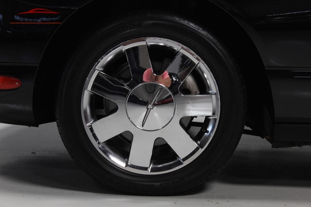 2002 Ford Thunderbird w/Hardtop Premium Merrillville, Indiana 42