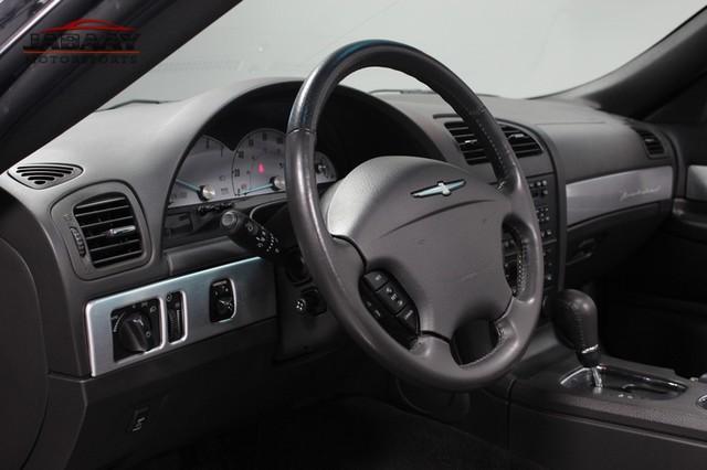 2002 Ford Thunderbird w/Hardtop Premium Merrillville, Indiana 9