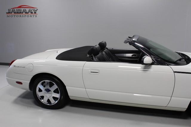 2002 Ford Thunderbird w/Hardtop Premium Merrillville, Indiana 38
