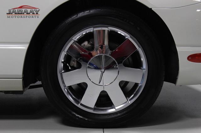 2002 Ford Thunderbird w/Hardtop Premium Merrillville, Indiana 47