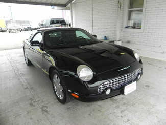 2002 Ford Thunderbird Premium w/Hardtop Low Miles in New Braunfels