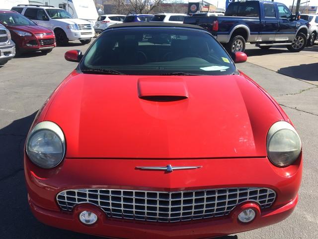 2002 Ford Thunderbird Premium Ogden, Utah 6