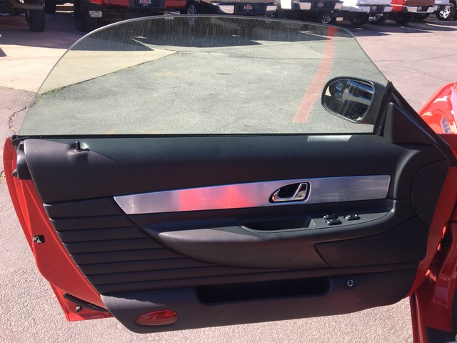 2002 Ford Thunderbird Premium Ogden, Utah 9