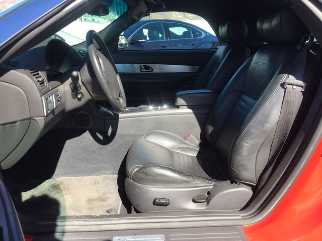 2002 Ford Thunderbird Premium Ogden, Utah 10