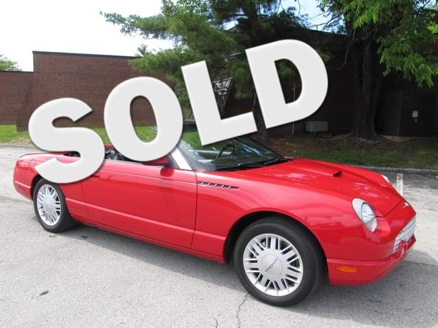2002 Ford Thunderbird Premium St. Louis, Missouri 0