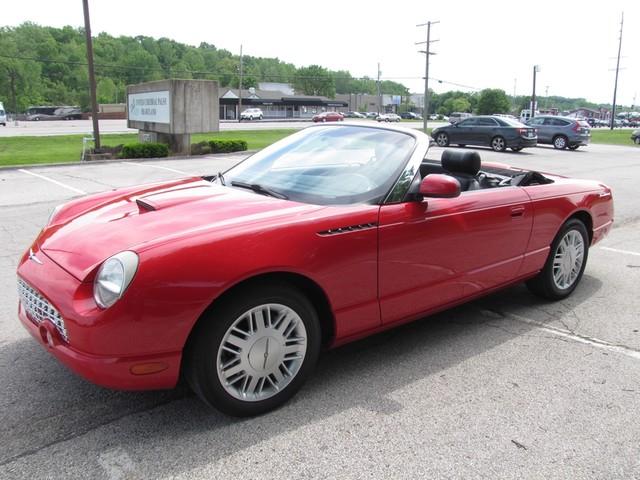 2002 Ford Thunderbird Premium St. Louis, Missouri 2