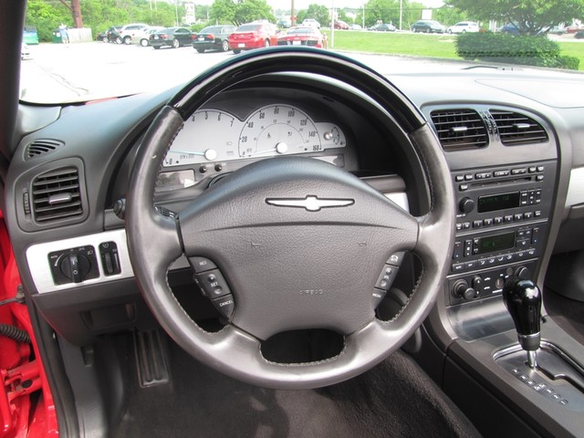 2002 Ford Thunderbird Premium St. Louis, Missouri 8