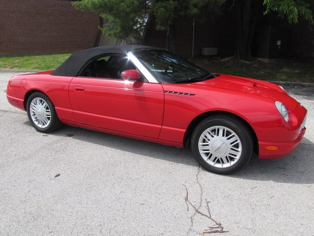 2002 Ford Thunderbird Premium St. Louis, Missouri 4