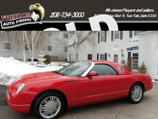 2002 Ford Thunderbird w/Hardtop Premium in  Idaho