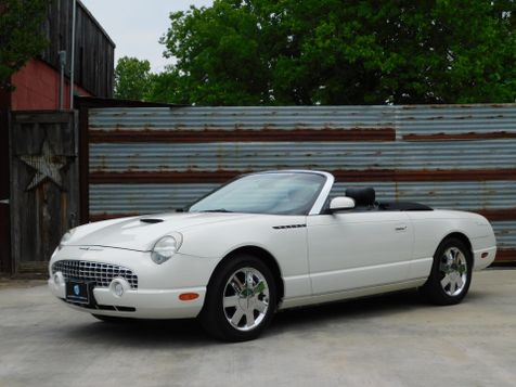 2002 Ford Thunderbird w/Hardtop Deluxe in Wylie, TX