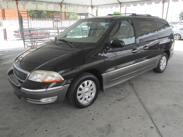 2002 Ford Windstar Wagon LTD w500A This particular Vehicle comes with 3rd Row Seat Please call o