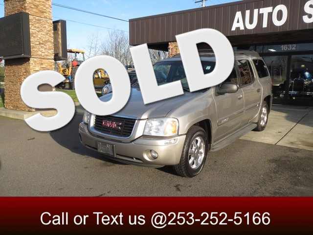 2002 GMC Envoy XL SLE 4WD The CARFAX Buy Back Guarantee that comes with this vehicle means that yo
