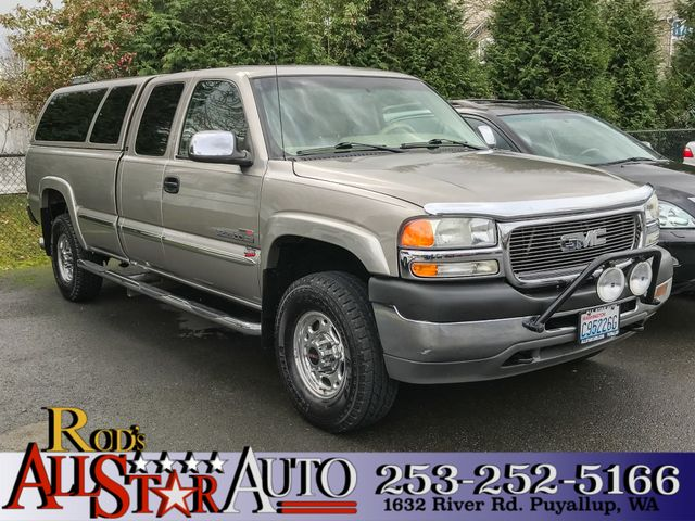 2002 GMC Sierra 2500HD SLE Take the stress out of car buying at Rods All Star Auto After 25 year