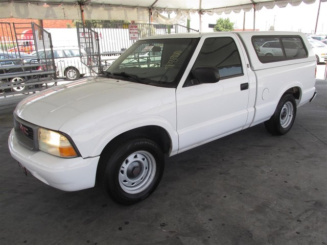 2002 GMC Sonoma SL Please call or e-mail to check availability All of our vehicles are availabl
